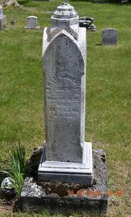 PHENICIE, JAMES - Branch County, Michigan | JAMES PHENICIE - Michigan Gravestone Photos