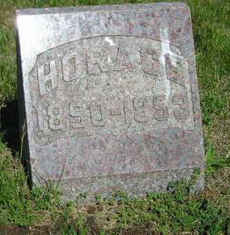 PURDY, HORACE - Branch County, Michigan | HORACE PURDY - Michigan Gravestone Photos