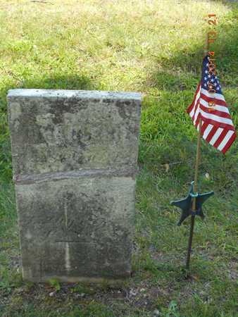 RALSON, CHARLES - Branch County, Michigan | CHARLES RALSON - Michigan Gravestone Photos