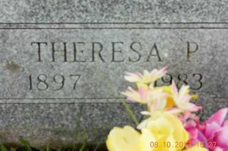 RICE, THERESA P. - Branch County, Michigan | THERESA P. RICE - Michigan Gravestone Photos