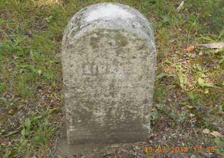 ROGERS, LIDA E. - Branch County, Michigan   LIDA E. ROGERS - Michigan Gravestone Photos