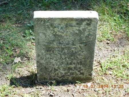 RUSSELL, AMA J. - Branch County, Michigan | AMA J. RUSSELL - Michigan Gravestone Photos