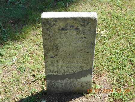 RUSSELL, WILLIAM - Branch County, Michigan | WILLIAM RUSSELL - Michigan Gravestone Photos