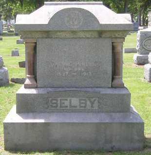 SELBY, ADALINE - Branch County, Michigan | ADALINE SELBY - Michigan Gravestone Photos