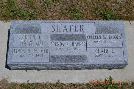 PALMER, LINDA D. - Branch County, Michigan | LINDA D. PALMER - Michigan Gravestone Photos