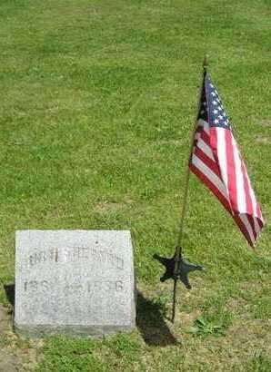 SHEPARD, BURT - Branch County, Michigan | BURT SHEPARD - Michigan Gravestone Photos