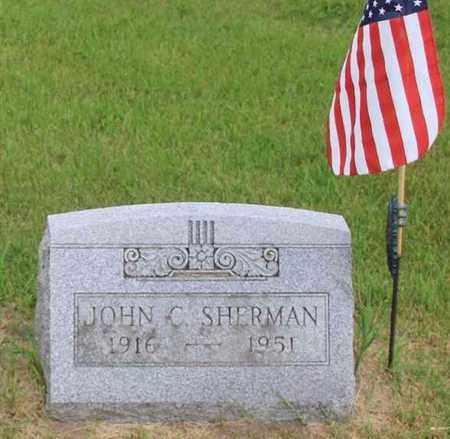 SHERMAN, JOHN - Branch County, Michigan | JOHN SHERMAN - Michigan Gravestone Photos