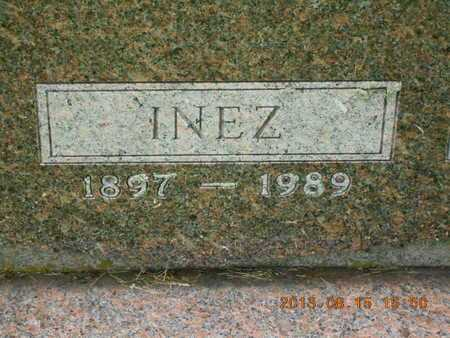 SLISHER, INEZ - Branch County, Michigan   INEZ SLISHER - Michigan Gravestone Photos