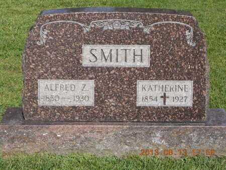 SMITH, ALFRED Z. - Branch County, Michigan | ALFRED Z. SMITH - Michigan Gravestone Photos