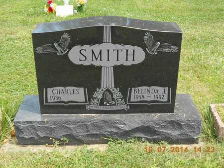 SMITH, BELINDA J. - Branch County, Michigan | BELINDA J. SMITH - Michigan Gravestone Photos