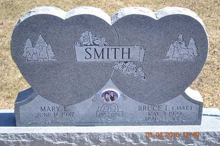 SMITH, BRUCE L. - Branch County, Michigan | BRUCE L. SMITH - Michigan Gravestone Photos