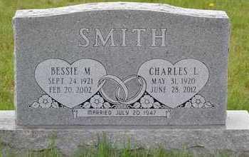 SMITH, CHARLES L. - Branch County, Michigan   CHARLES L. SMITH - Michigan Gravestone Photos
