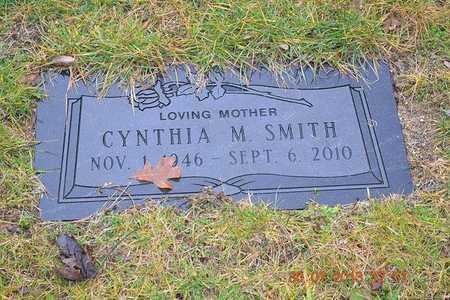 SMITH, CYNTHIA M. - Branch County, Michigan | CYNTHIA M. SMITH - Michigan Gravestone Photos