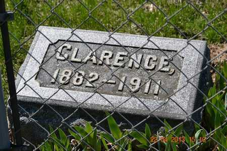 SMITH, CLARENCE - Branch County, Michigan | CLARENCE SMITH - Michigan Gravestone Photos