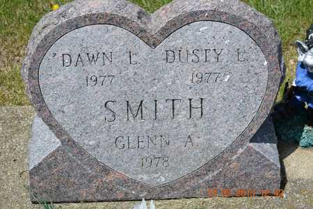 SMITH, GLENN A. - Branch County, Michigan | GLENN A. SMITH - Michigan Gravestone Photos