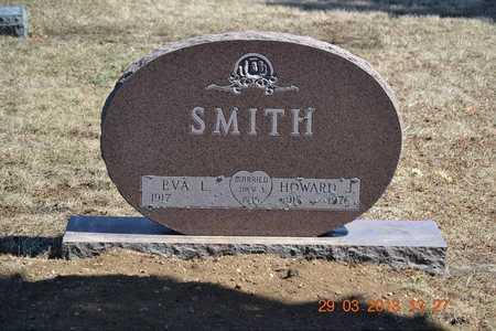 SMITH, EVA L. - Branch County, Michigan | EVA L. SMITH - Michigan Gravestone Photos