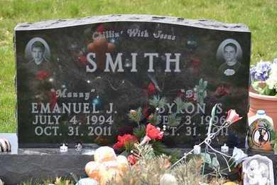 "SMITH, EMANUEL J. ""MANNY"" - Branch County, Michigan | EMANUEL J. ""MANNY"" SMITH - Michigan Gravestone Photos"