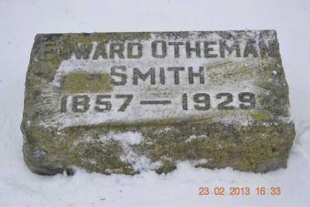 SMITH, EDWARD OTHEMAN - Branch County, Michigan | EDWARD OTHEMAN SMITH - Michigan Gravestone Photos
