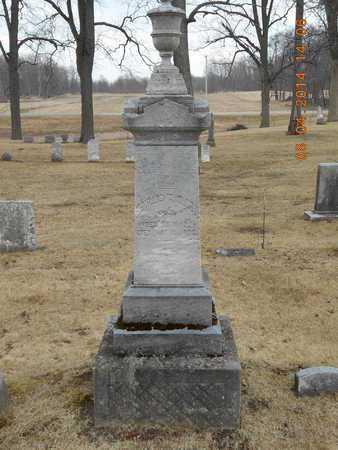 SMITH, EDWARD W. - Branch County, Michigan | EDWARD W. SMITH - Michigan Gravestone Photos