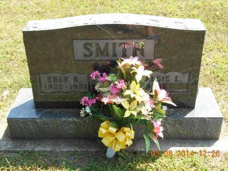 SMITH, EBER R. - Branch County, Michigan | EBER R. SMITH - Michigan Gravestone Photos