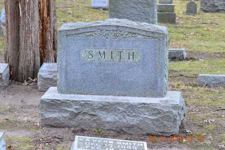 SMITH, FAMILY - Branch County, Michigan | FAMILY SMITH - Michigan Gravestone Photos