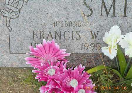 SMITH, FRANCIS W. - Branch County, Michigan | FRANCIS W. SMITH - Michigan Gravestone Photos