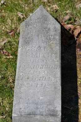 SMITH, FEORAL - Branch County, Michigan   FEORAL SMITH - Michigan Gravestone Photos