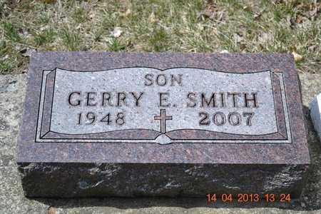SMITH, GERRY B. - Branch County, Michigan | GERRY B. SMITH - Michigan Gravestone Photos