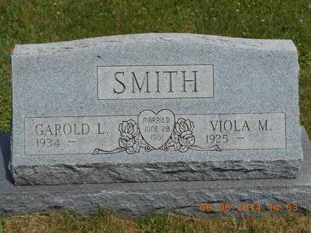 SMITH, GAROLD L. - Branch County, Michigan | GAROLD L. SMITH - Michigan Gravestone Photos