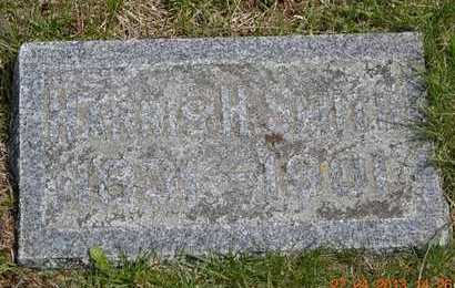 SMITH, HARRIS H. - Branch County, Michigan | HARRIS H. SMITH - Michigan Gravestone Photos