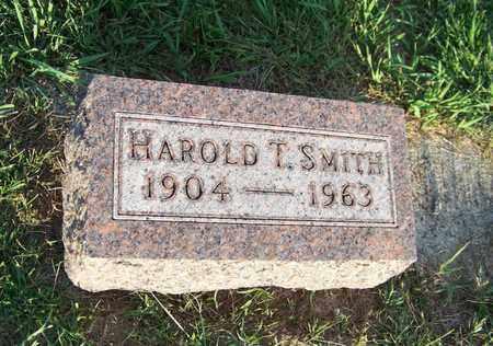 SMITH, HAROLD - Branch County, Michigan | HAROLD SMITH - Michigan Gravestone Photos