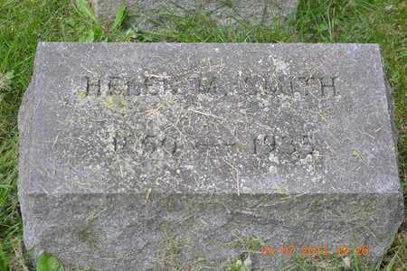 SMITH, HELEN M. - Branch County, Michigan | HELEN M. SMITH - Michigan Gravestone Photos