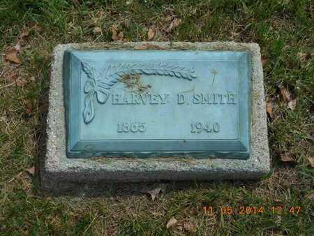 SMITH, HARVEY D. - Branch County, Michigan | HARVEY D. SMITH - Michigan Gravestone Photos