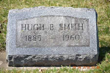 SMITH, HUGH B. - Branch County, Michigan | HUGH B. SMITH - Michigan Gravestone Photos