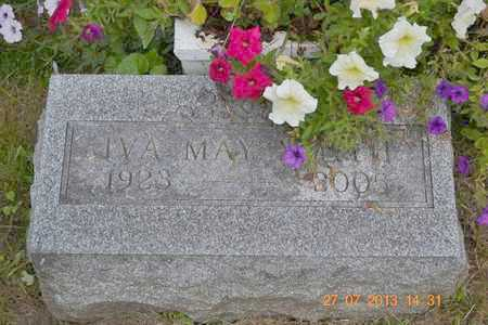 SMITH, IVA MAY - Branch County, Michigan | IVA MAY SMITH - Michigan Gravestone Photos