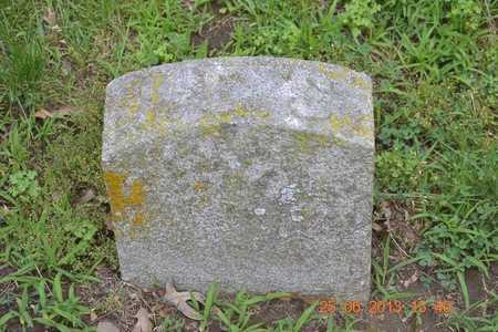 SMITH, JACOB E. - Branch County, Michigan | JACOB E. SMITH - Michigan Gravestone Photos