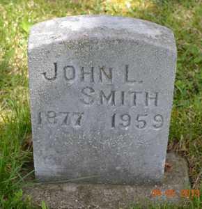 SMITH, JOHN L. - Branch County, Michigan | JOHN L. SMITH - Michigan Gravestone Photos