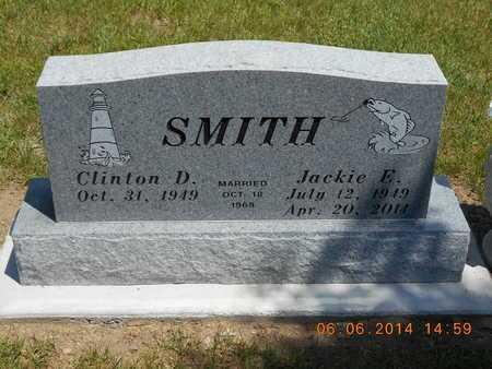 SMITH, JACKIE E. - Branch County, Michigan | JACKIE E. SMITH - Michigan Gravestone Photos