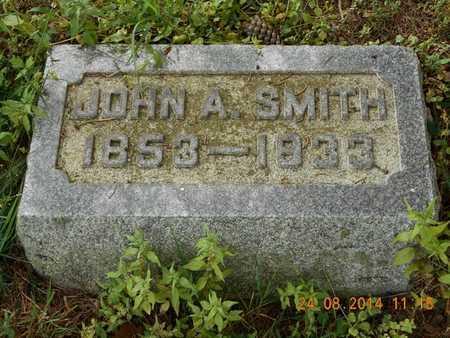 SMITH, JOHN A. - Branch County, Michigan | JOHN A. SMITH - Michigan Gravestone Photos