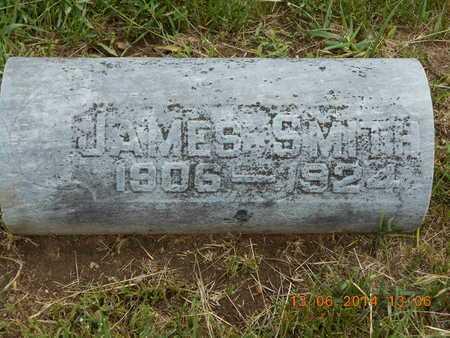 SMITH, JAMES - Branch County, Michigan | JAMES SMITH - Michigan Gravestone Photos