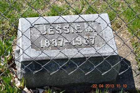 SMITH, JESSIE M. - Branch County, Michigan | JESSIE M. SMITH - Michigan Gravestone Photos