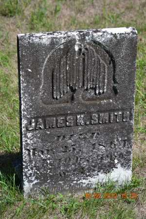 SMITH, JAMES K. - Branch County, Michigan | JAMES K. SMITH - Michigan Gravestone Photos