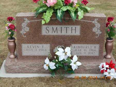SMITH, KEVIN E. - Branch County, Michigan | KEVIN E. SMITH - Michigan Gravestone Photos