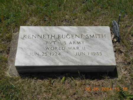 SMITH, KENNETH EUGENE - Branch County, Michigan | KENNETH EUGENE SMITH - Michigan Gravestone Photos
