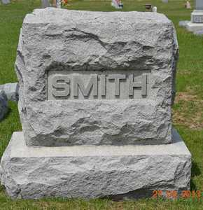 SMITH, LOT MARKER - Branch County, Michigan | LOT MARKER SMITH - Michigan Gravestone Photos
