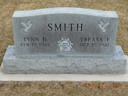 SMITH, LYNN D. - Branch County, Michigan | LYNN D. SMITH - Michigan Gravestone Photos