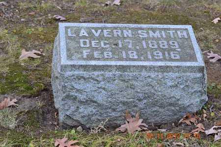SMITH, LA VERN - Branch County, Michigan | LA VERN SMITH - Michigan Gravestone Photos