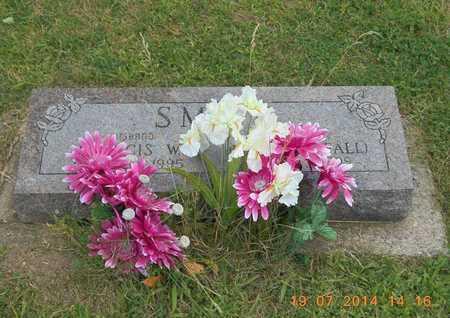 SMITH, FRANCIS W. - Branch County, Michigan | FRANCIS W. SMITH - Michigan Gravestone Photos