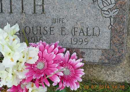 SMITH, LOUISE E. - Branch County, Michigan | LOUISE E. SMITH - Michigan Gravestone Photos
