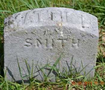 SMITH, MATTIE - Branch County, Michigan | MATTIE SMITH - Michigan Gravestone Photos